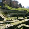 Theatre Ruins At Tusculum