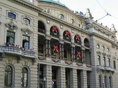 Municipal Theatre Of São Paulo
