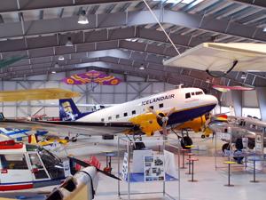 El Museo de la Aviación