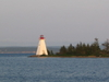 The Baddeck Lighthouse
