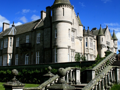 The Balmoral Castle