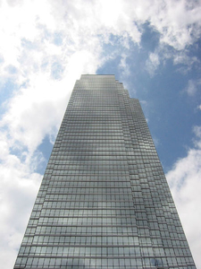 The Bank Of America Plaza