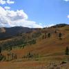 The Bannock Trail - Yellowstone - USA