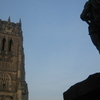 The Basilica And The Statue Of Ambiorix