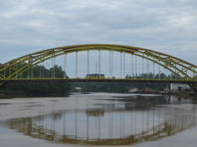The Mukah Bridge