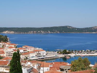 The Bay Of Pylos