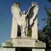 The Bianchi Monument In Hampstead Cemetery