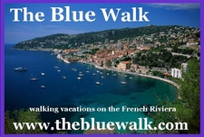The Blue Walk Walking Vacations Along The Gorgeous French Rivi