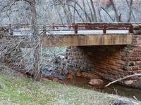 El cable Creek Bridge