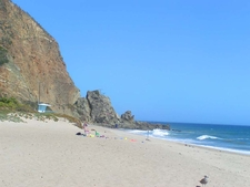 The Calm Shore At Point Mugu State Park
