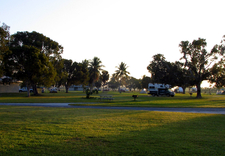 The Campground At Flamingo