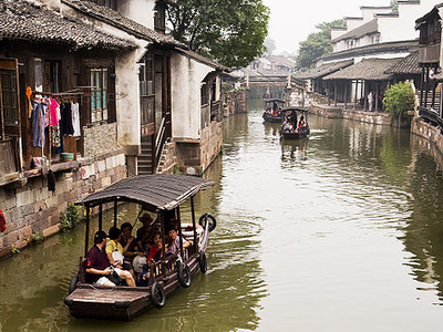 The Canals Of Wuzhen