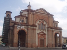 The Cathedral Of Voghera.
