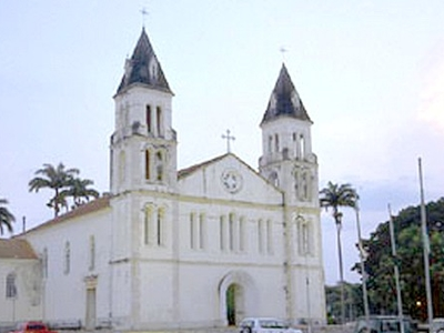The Cathedral - Sé - Of Sao Tomé
