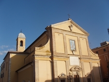 The Cathedral Of Monterotondo.