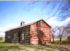 The CCC Built This Replica Of The Cherry Springs Hotel