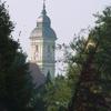 The Church Tower In Altenerding.
