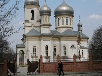 The Church Of St.Dumitru