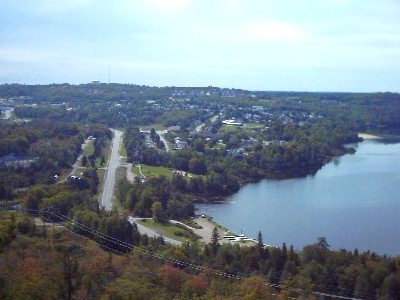 The City Of Elliot Lake