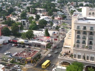 The City Of Merida
