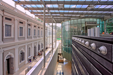 The Concourse Of The Museum