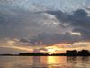 The Congo River Near Mossaka