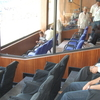 The Corporate Box In North Wing