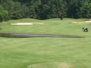Los campos de algodón Golf Club