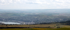 The Dalles From Distance