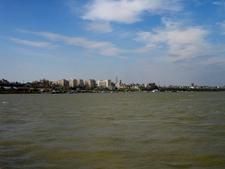 The Danube In Braila