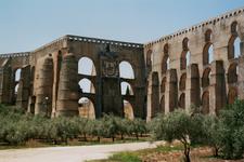 The Elvas Aqueduct