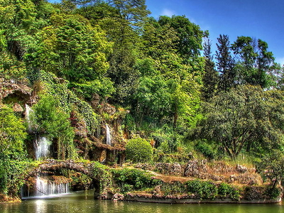 The Emirgan Park
