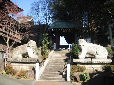 The Entrance To Zenyōmitsu-ji