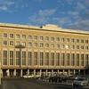 The Exterior Of Tempelhof Airport