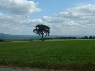 The Fields Of Egremont Plain Looking Northeastward Towards The S