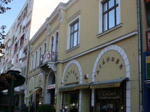 La antigua tienda de Artur Löfkovics