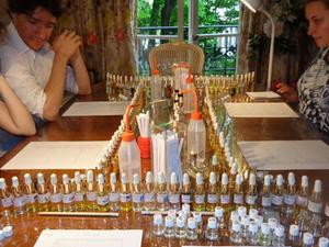 Perfume Workshop in Paris Photos