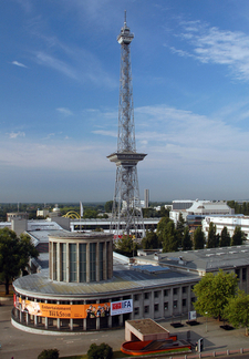 The Funkturm Berlin