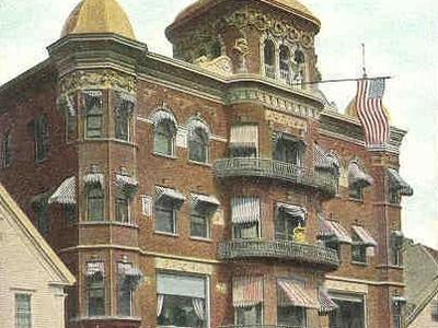 The Gerald Hotel Fairfield