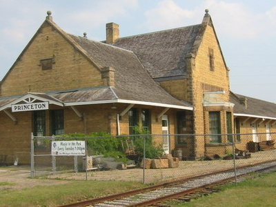 The Great Northern Depot