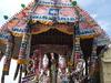 The Great Thiruvarur Chariot.
