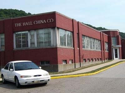 The  Hall  China  Company Visitor Entrance