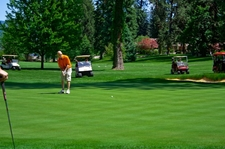 The Hayden Lake Country Club