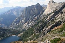 The High Sierra Trail With Hamilton Lake