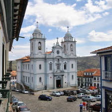 The Historic Center Of Diamantina