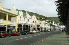 The Historical Centre Of Simon's Town