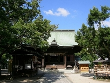 The Honden Or Shrine