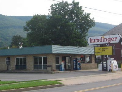 The Humdinger Restaurant