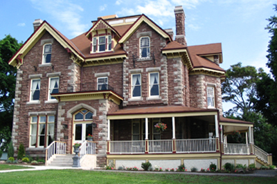 The Keefer Mansion Inn Previously Maplehurst