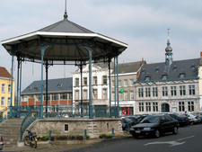 The Kiosk And Town Hall